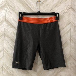Under Armour Biker Shorts